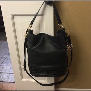 Michael Kors bucket crossbody/ handbag